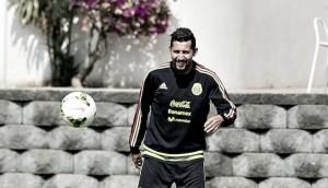 Yasser Corona, a gozar las mieles de la Selección