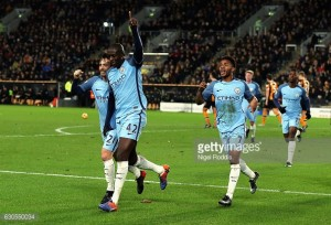 Yaya Toure rules out January exit as he focuses on Manchester City's title challenge