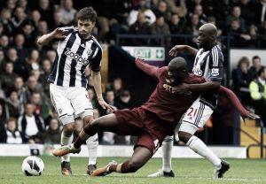 West Bromwich Albion - Manchester City: cuando el deseo desafía a la regularidad