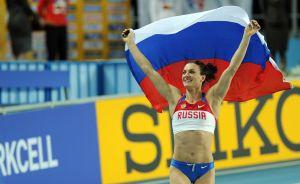 """Il ritorno della Zarina Isinbayeva: """"Voglio l'oro a Rio"""""""