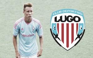 Yelko Pino firma por tres temporadas con el CD Lugo