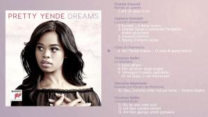La soprano Pretty Yende lanza su segundo álbum, 'Dreams'