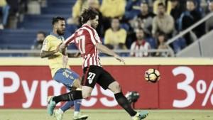 El Athletic se deja tres puntos en Gran Canaria
