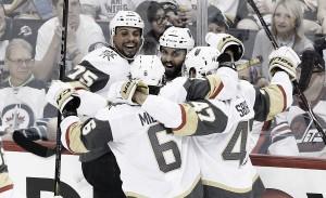 Los Golden Knights eliminan a los Jets y se clasifican para la Final de la Stanley Cup