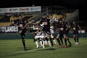 Previa Girondins - Eibar: un amistoso para mantener la tensión