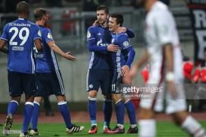 1. FC Nürnberg 2-3 Schalke 04: Konoplyanka stars as Schalke scrape through