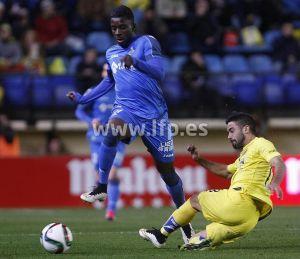 El Getafe sale herido de Villarreal y confía en la vuelta