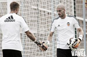 Jaume, RobertIbáñez, Cancelo y Filipe Augusto, novedades en la convocatoria del Valencia CF
