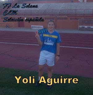 Conociendo a nuestras perlas (XI): Yoli Aguirre