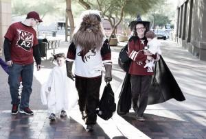 Arizona Coyotes look spooky in loss to Colorado Avalanche