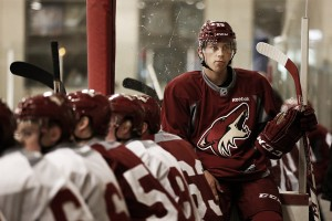 Arizona Coyotes cut 17 players from training camp roster