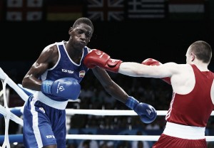 Sissokho estará en los Juegos Olímpicos junto a Cardona