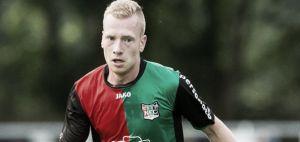 Youri Loen jugará el resto de la temporada en el Dordrecht