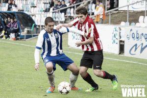 El Athletic mantiene el pulso en la UEFA Youth League