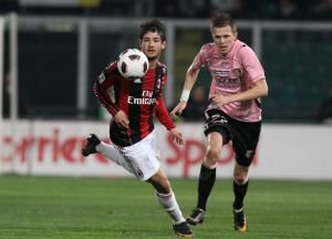 Resultado partido Milan vs Palermo en vivo y en directo online