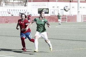 Yulema Corres se estrena como goleadora