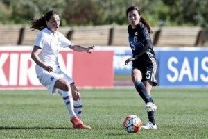 North Carolina Courage's Yuri Kawamura out for season