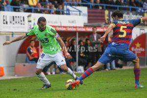 Llagostera-SD Ponferradina: puntuaciones de la Ponferradina, jornada 17 Liga Adelante