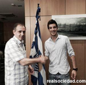 Real Sociedad 2014/2015: Yuri Berchiche