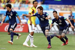 Colombia 1-2 Japan: First red card of the tournament dooms Colombia in Group H opener