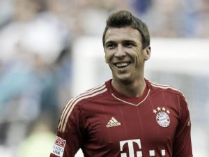 Mandzukic annonce qu'il quitte le FC Bayern