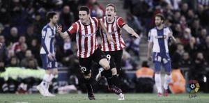 Athletic - Espanyol: puntuaciones del Athletic, vuelta de las semifinales de la Copa del Rey