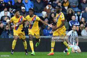 West Brom 0-2 Crystal Palace: Speedsters star as Allardyce enjoys back-to-back victories