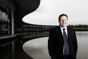 Zak Brawn es el nuevo director ejecutivo de McLaren