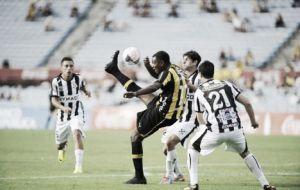 Partido Wanderers vs Peñarol en vivo online
