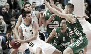 El Madrid enfría Kaunas con buen juego