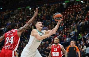 Turkish Airlines EuroLeague - Zalgiris Kaunas travolgente, Milano sepolta al Forum