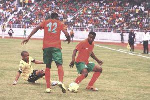 Cabo Verde lidera el Grupo F tras el derrape de Zambia