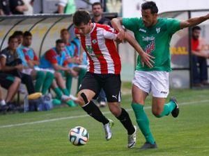 Zamora CF - CD Lealtad: primeras urgencias