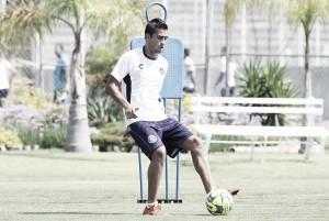 """Alonso Zamora: """"El objetivo es calificar y pelear por el título"""""""