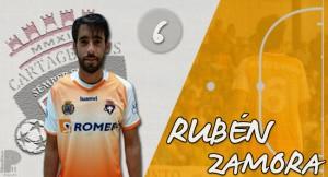 Los héroes del ascenso: Rubén Zamora, campaña de luces y sombras