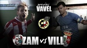 Zamora - Villaralbo: el derbi no entiende de números