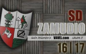 Guía VAVEL SD Zamudio 2016/17