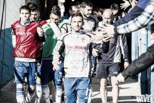 El Real Zaragoza ya conoce los horarios de las jornadas 25 y 26