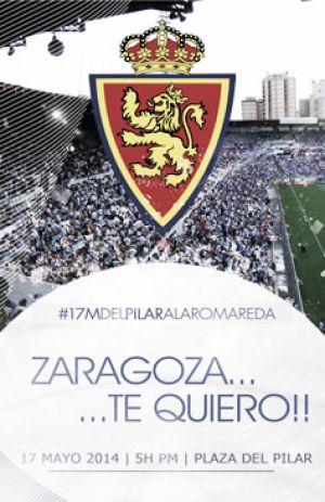 El zaragocismo se reúne en la Plaza del Pilar