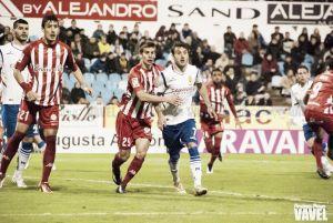 Girona - Real Zaragoza: pulso de titanes