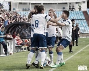 Hasta 29 jugadores han tenido minutos con el Real Zaragoza B esta temporada