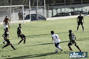 El Real Zaragoza B rescata un punto en los últimos minutos
