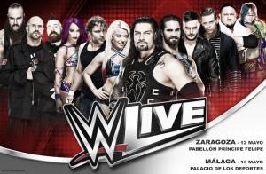 Ya están disponibles las entradas para WWE Live España