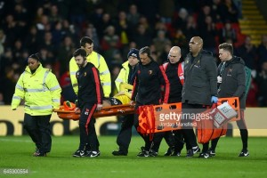 Zarate left in tears after injury says Mazzarri