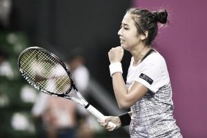 WTA Tokyo International: Zarina Diyas claims her first WTA title over Miyu Kato in all-qualifier battle