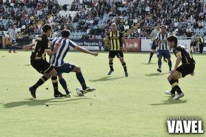 El Dépor vence al Zaragoza con lo mínimo