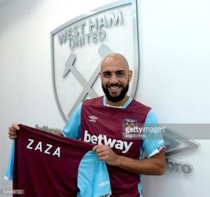 Zaza, cedido una temporada al West Ham