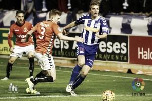 El Nàstic será el rival del Alavés en Copa del Rey