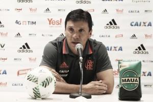 Zé Ricardo pede para elenco seguir brigando pelo título do Brasileirão