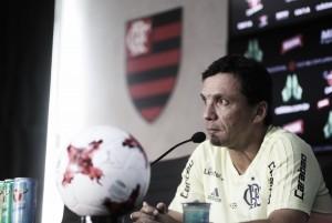 Zé Ricardo busca nova formação sem Diego e não descarta volta de Ederson contra Botafogo